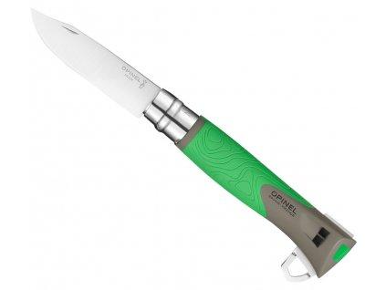 Zavírací nůž VRI N°12 Hunting Explore Green 10 cm