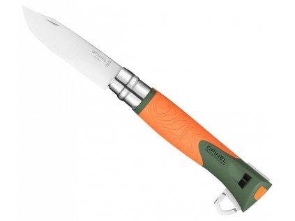 Zavírací nůž VRI N°12 Hunting Explore Orange 10 cm