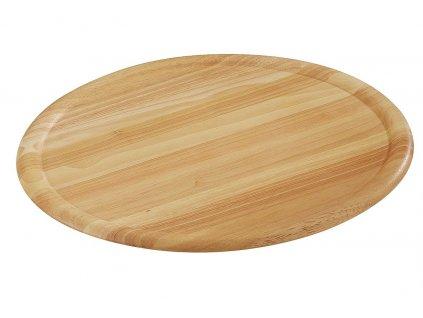 Dřevěné otočné plato 40 cm