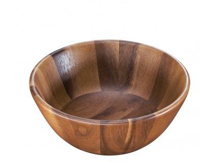 Dřevěná miska na salát nebo ovoce 25 cm - Zassenhaus - 055597