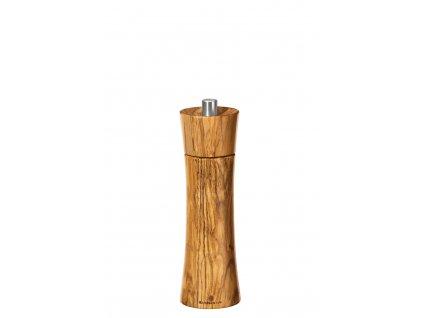 FRANKFURT - Mlýnek na sůl olivové dřevo 18 cm - Zassenhaus - 022230