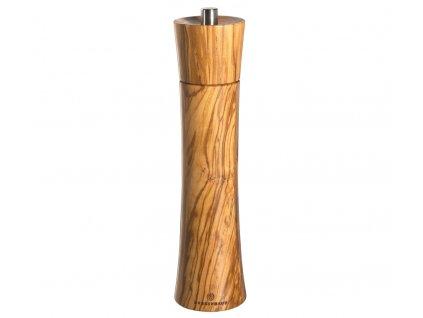 FRANKFURT - Mlýnek na sůl olivové dřevo 24 cm - Zassenhaus - 022438