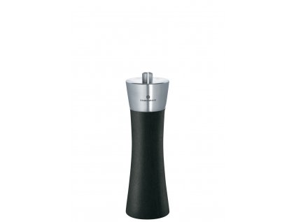 AUGSBURG - Mlýnek na sůl černý 18 cm - Zassenhaus - 025071