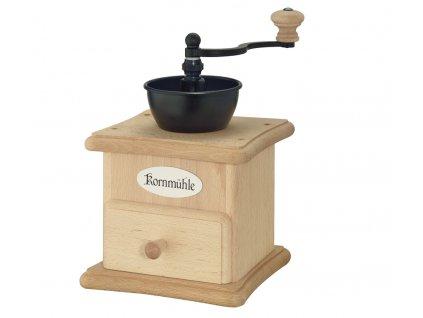 Mlýnek na mletí obilí a olejnin přírodní retro - Zassenhaus - 042009