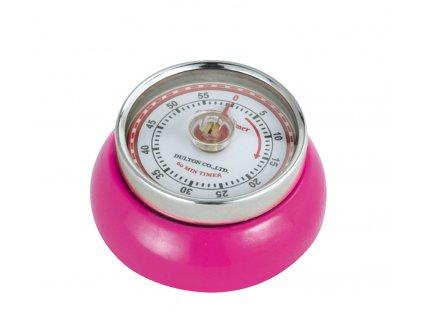 Kuchyňský časovač/minutník/minutka SPEED magenta - Zassenhaus - 072280
