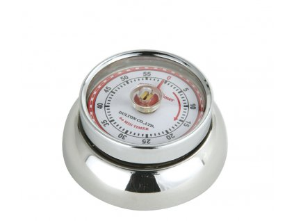Kuchyňský časovač/minutník/minutka SPEED nerez - Zassenhaus - 072303