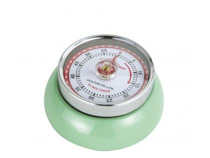 Kuchyňský časovač/minutník/minutka SPEED světle zelený - Zassenhaus - 072365