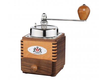 MONTEVIDEO - Mlýnek na kávu ořech, hruška - Zassenhaus - 040234