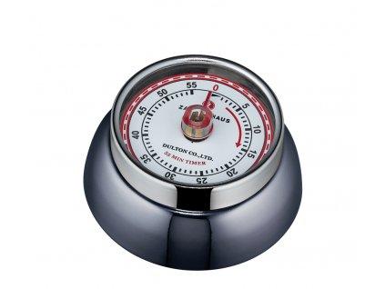 Kuchyňský časovač/minutník/minutka SPEED charcoal - Zassenhaus - 072792