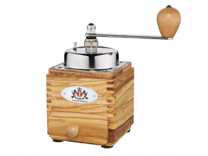 Mlýnek na kávu MONTEVIDEO olivový