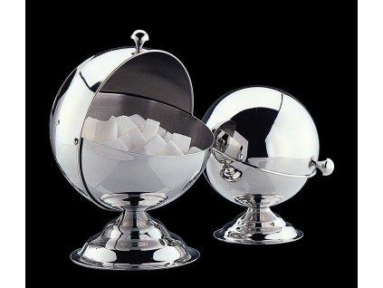 Designová cukřenka koule 10,5 cm