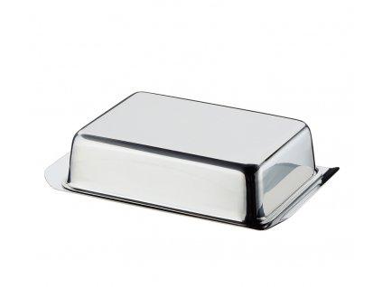 Nerezová dóza na máslo/máselnička 16x10x4 cm - Cilio - 260724