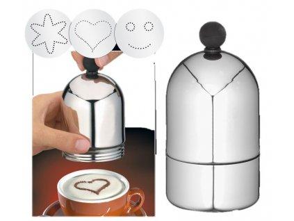 Zdobící sypátko na cappuccino - Cilio - 201307