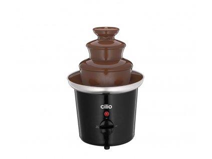 Čokoládová fontána GRANADA černá malá - Cilio - 490121