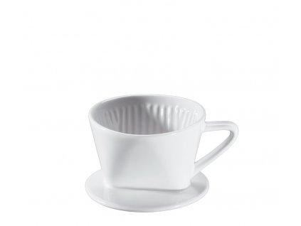 105544 Porcelánový filtr na kávu velikost 1 od CILIO