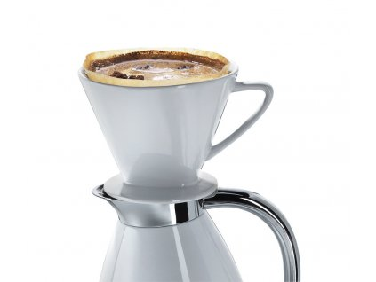 Kávový filtr 4 šálky, porcelánový