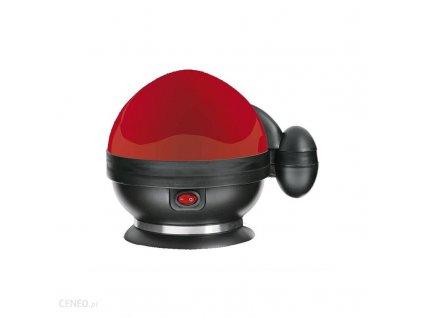 Vařič na vejce červený 21x21x17 cm - Cilio - 492415