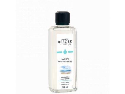 115033 Interiérový parfém Mořský vzduch 500 ml od Maison Berger Paris náhradní náplň do katalytické lampy