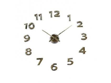 Designové nástěnné hodiny 23398 60cm