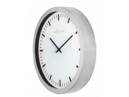 Kouzelné nástěnné hodiny 35 cm MAGIC STRIPE