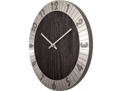 Designové nástěnné hodiny 3198zi Flare 35cm