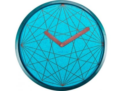Designové nástěnné hodiny 3199 Calmest 50cm