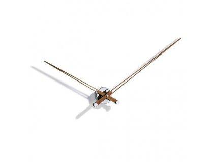 Luxusní nástěnné hodiny 73 cm AxiomaNP