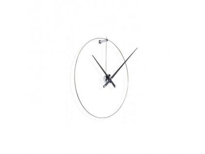 Designové nástěnné hodiny New Anda L 105cm