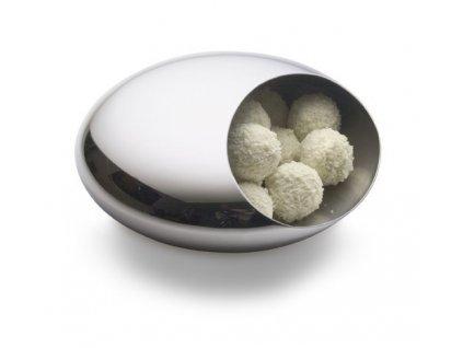 Mísa na sladkosti nerez 16 cm Cocoon