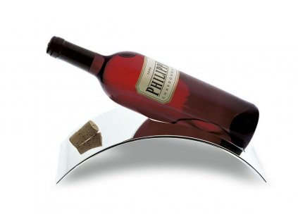 Stojan na víno nerez HOLDER