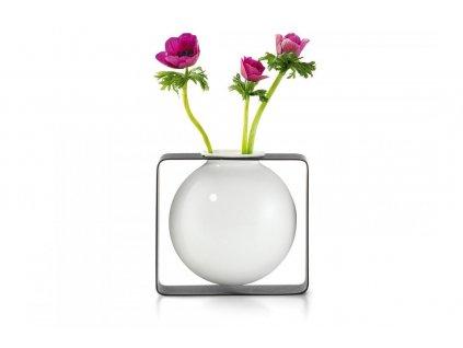Váza kulatá FLOAT 17 cm