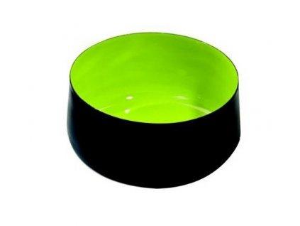 Miska barevná 15 cm, limetková