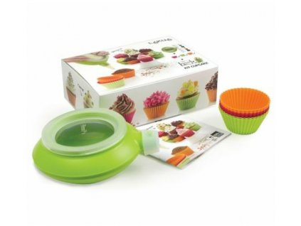 Cupcake Kids Set + 6 forem