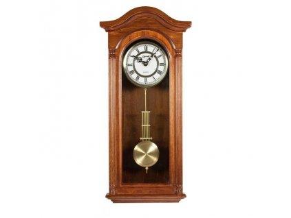Designové nástěnné hodiny Lowell 8064W Arredo 61cm