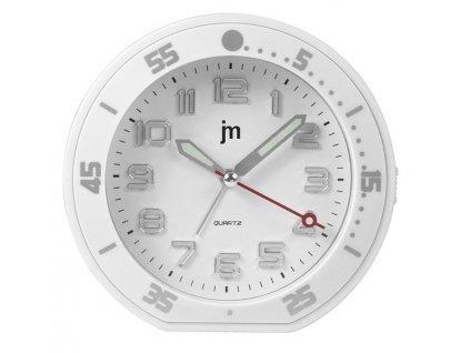 Designové stolní hodiny-budík JA6015B 13cm