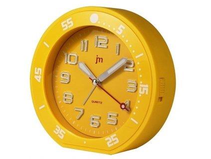 Designové stolní hodiny-budík JA6015Y 13cm