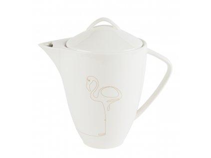 Konvice na čaj/kávu 1,6 l - FLAMINGO - by inspire - 8134-00-31