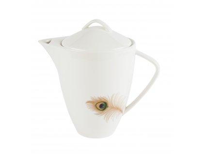 Porcelánová konvička na čaj 1,6 l - PAVONE - by inspire - 8134-00-40