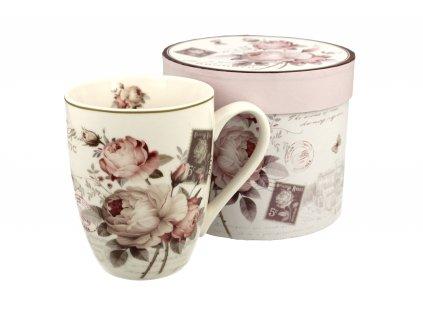 H05 Secesja porcelánový hrnek 375 ml od DUO