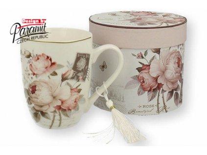 Secesja porcelánový hrnek 300 ml Paramit H05