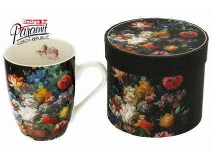 Bukiet porcelánový hrnek 300 ml Paramit H42