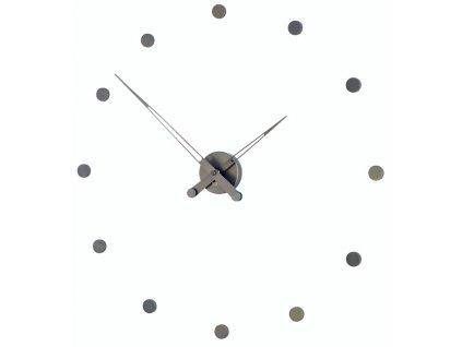 Designové nástěnné hodiny Rodon Graphite 70cm