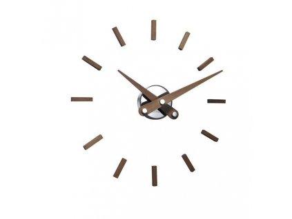 Designové nástěnné hodiny Sunset 50cm