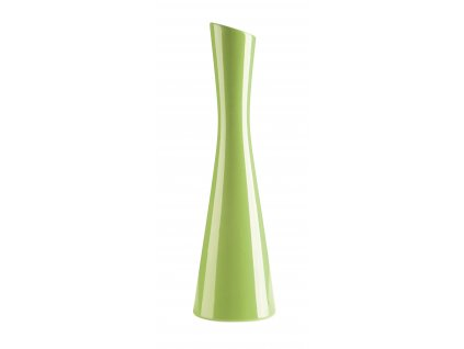Váza X 10x35 cm - zelená