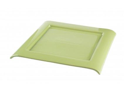 CLUB Tác 32X32X3cm - zelený