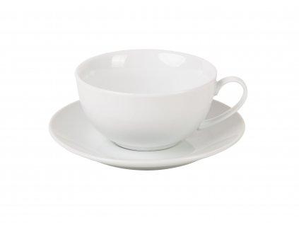 Šálek s podšálkem 200 ml na čaj Classico od by inspire.