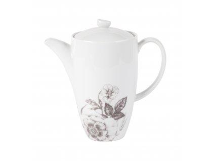 Kávová konvice 1,3 l ROSE WHITE od by inspire 7401-00-30