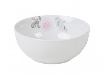 Miska na kompot, cereálie nebo salát o objemu 450 ml ROSE WHITE od by inspire 7693-00-30