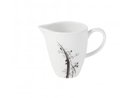 Mléčenka 150 ml z kolekce porcelánu BLACK od by inspire 7400-00-02