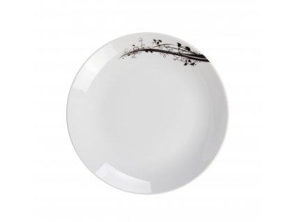 Dezertní talíř 20 cm z kolekce porcelánu BLACK od by inspire 7640-00-02